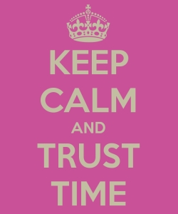 KEEP CALM TIME
