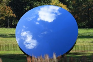 Anish Kapoor Sky Mirror